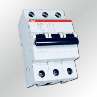 Автоматический выключатель ABB SH203L C40