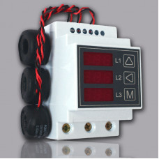 Токовая защита двигателя ТЗД-3Ф-100